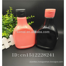 China factory customize 500ml plastic bottles juice bottles