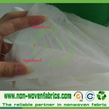 Ss (Spunbond+Spunbond) Non Woven Fabric for Rice Bag
