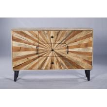 Industrial Antique Style Modern Bed Sideboard Tisch