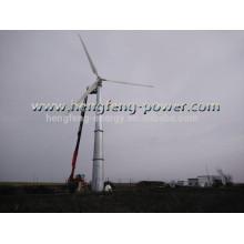 200kw high efficience on-grid wind turbine system