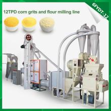 Vollständige automatische Getreideverarbeitungsmaschine