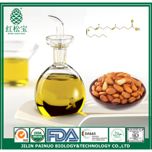 Pinus species pinolenic fatty acid for healthcare 80%