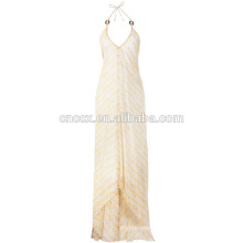 PK17ST303 Women's Beach Scarf Dress