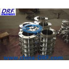 Фланец из нержавеющей стали (ASME DIN GOST)