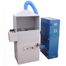 Máquina de revestimiento de calentamiento en polvo del estator de la armadura