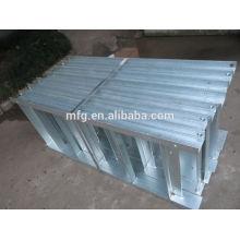 Base Alton / Base de la pompe / Structure en métal / Forme en tôle