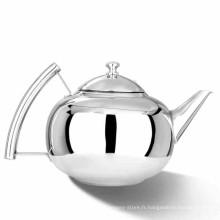 Meilleure vente de bouilloires chinoises à thé en acier inoxydable / théière et bouilloire