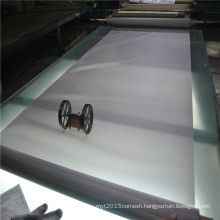 Best selling 50 micron stainless steel wire mesh screen cloth with printing