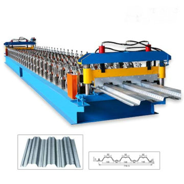 STAHL DECKING ROLL FORMING MACHINE