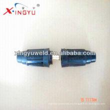 Soldadura euro cable conector / Soldadura accesorios de la máquina
