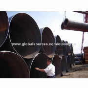 SSAW DSAW Spiral Pipe Pile, 3 to 20m Lengths