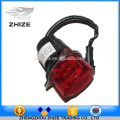 Bus spare part 3715-00155 rear fog lamp HCT55 WT-03-2900-11G1107 for Yutong