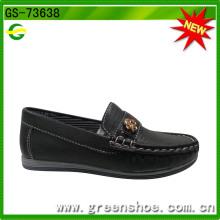 Sapatos de couro formal de segurança Sole Soft