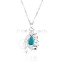 Wholesale Supplier of Turquoise 925 Sterling Silver Necklace