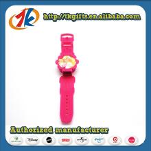 Jouets en plastique de montre de fleur de montre-bracelet pour des enfants