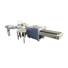 Kapok Pillow Filling Machine / Automatic Fiber Pillow Filling Machine