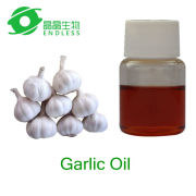 Food grade 100% pure nature Garlic Essential Oil,food flavor oil