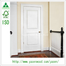 Raised Panel Design Painted Wood Door
