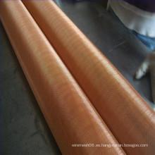 Phosphor Bronce Drapery Malla Decorativa