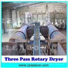 Digital Automatische Rotary Holz Chips Trockner Maschine