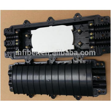 2 In - 2 Out Horizontal/Inline Fiber Optic joint closure