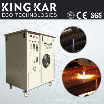 Стальной режущий кислородный генератор водорода (Kingkar5000)
