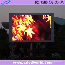 P6 HD Vollfarbe Fixed LED Video Bildschirm