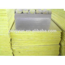 Facing Aluminum Foil insulation glass wool price/glass fiber wall covering
