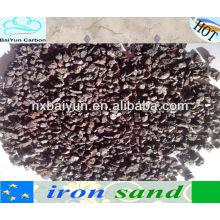 fines de sable de fer en ventes