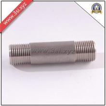 Niple roscado de barril largo 304 Ss (YZF-L123)