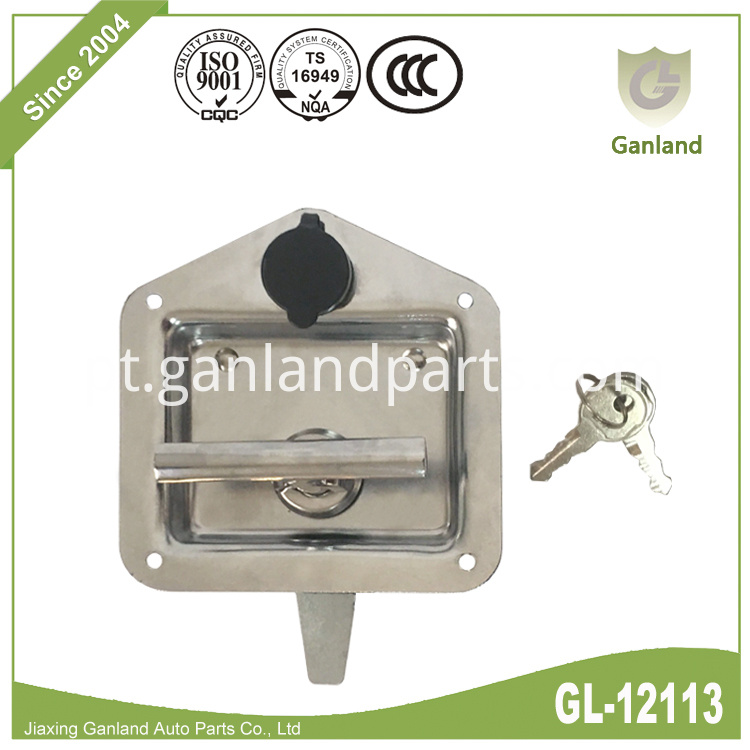 Flush Mount T Handle GL-12113