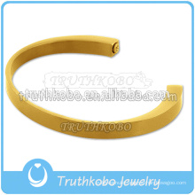 Newest Bracelet Gold Plated Cremation Urn Keepsake Jewelry Openning Crescent Bracelet For Ash