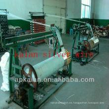 Hebei anping KAIAN 0.2mm alambre de plata puro