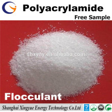 XY-134 anionic/cationic polymer flocculant for water treatment