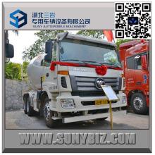 Foton Auman Etx 10 Wheeler 12 Cbm Transit Mixer Truck