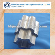 High-precission Alloy Steel Pipe flower type STAR PIPE