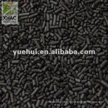 2mm zylindrische Aktivkohle für Katalysatorträger