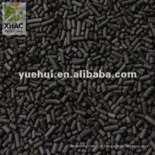 Carvão ativado cilíndrico de 2mm para transportador de catalisador