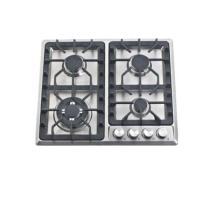 Fogão de cozinha de alta qualidade 4 queimadores de gás, fogão a gás