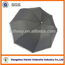 Mini child umbrella in apollo style with frill