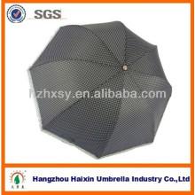Mini guarda-chuva de criança em estilo apollo com babado