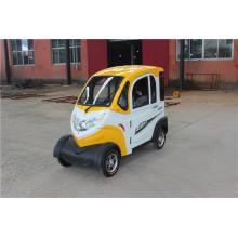 Vehículo eléctrico de cuatro ruedas Walker de edad avanzada