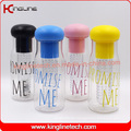 700ml new design fruit infuser bottle With tube filter inside(KL-7120)