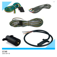 China Factory Custom Automobile Truck Trailer Wire Cable Harness Assembly