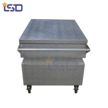 2 Aluminium Griffe Hochwertiger Aluminium Werkzeug Aufbewahrungsbox 2 Aluminium Griffe Hochwertiger Aluminium Werkzeug Aufbewahrungsbox