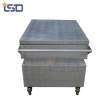 2 manijas de aluminio, caja de almacenamiento de herramientas de aluminio de alto grado 2 manijas de aluminio, caja de almacenamiento de herramientas de aluminio de alto grado