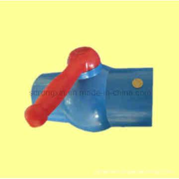 PVC Ball Valve (RX-BV-JH-PVC4)