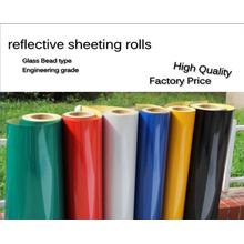 Free Samples Reflective Sheeting Reflective Film for Traffic Sign