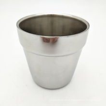 small portable stainless steel water beer tea coffee wine juicer cup