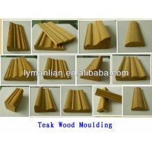 molduras de madeira para porta